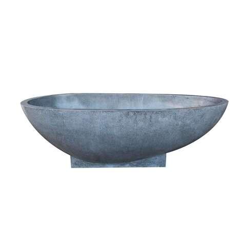 Elegant Terrazzo Bathtubs