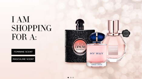 Branded Perfume-Matching Quizzes