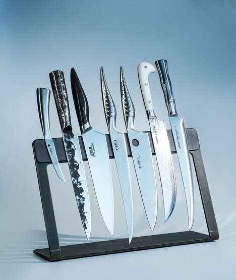 Sustainably Made Knife Holders