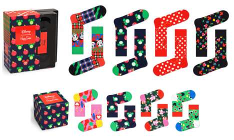 Holiday Sock Collaborations