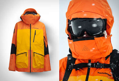 Protective Harsh Environment Outerwear
