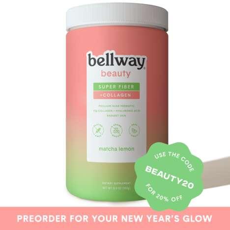 Fruity Modern Beauty Supplements