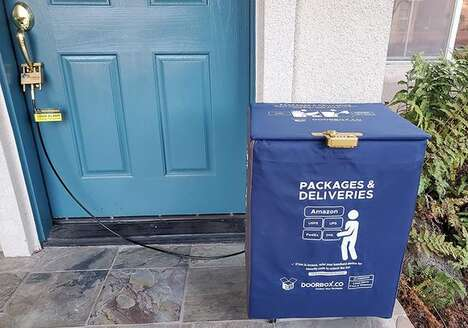 Weatherproof Antitheft Delivery Solutions