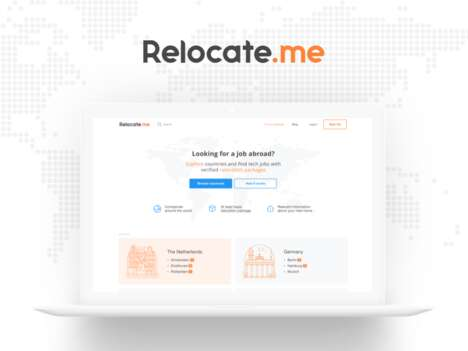 Relocation-Focused Job Boards