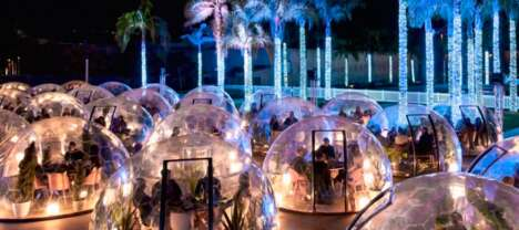 Dome Dining Pop-Ups