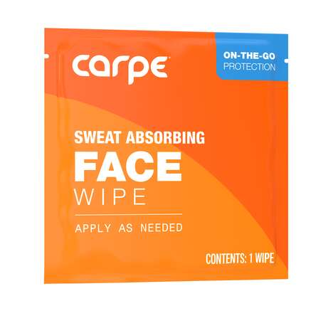 Soothing Workout Face Wipes