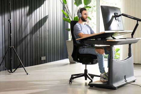 Adjustable Omni-Position Desks