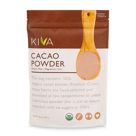 Cacao Bean Coffee Substitutes