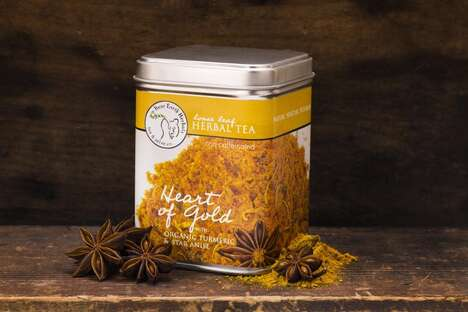 Gold Turmeric Coffee Alternatives