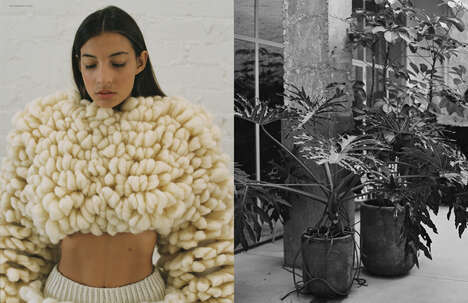 Cozy Autumn-Inspired Editorials