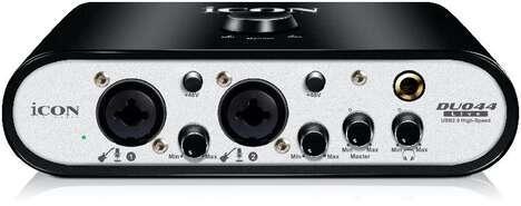 Live Audio Recording Interfaces