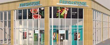 Fresh Meat Vending Machines
