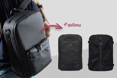 Interchangeable Style Backpacks