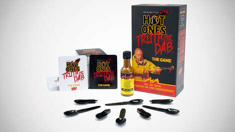 Hot Sauce-Themed Board Games
