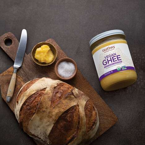 Plant-Based Ghee Alternatives