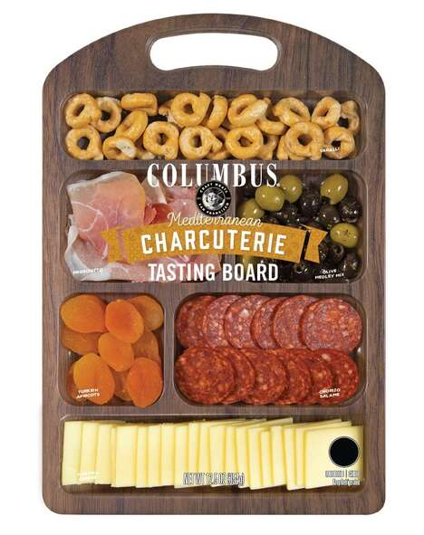 Charcuterie Tasting Boards