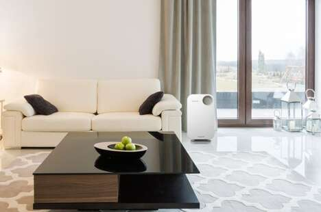 Copper-Equipped Air Purifiers