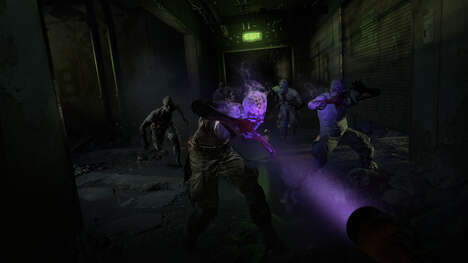 Brutal Zombie Survival Games