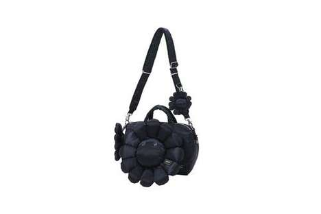 Floral Motif Functional Bags