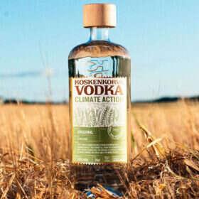 Regeneratively-Farmed Barley Vodkas