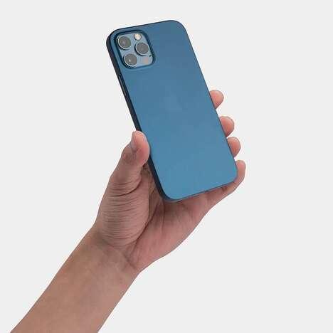 Finish-Matching Phone Cases