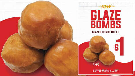 Made-to-Order Donut Holes