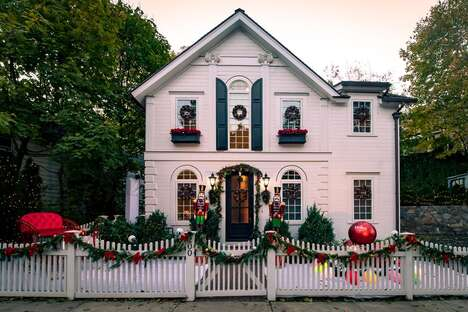 Holiday Movie-Themed Rentals