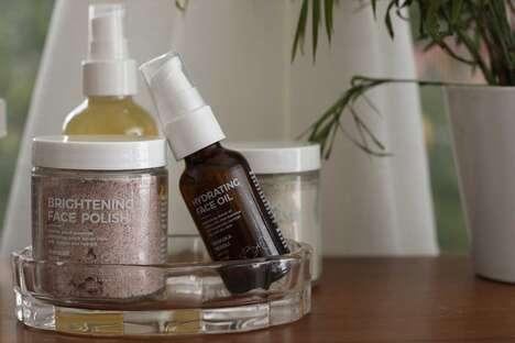 Minimalist Plant-Based Skincare