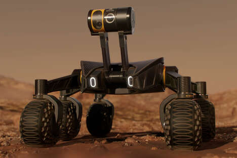 AI-Enabled Mars Exploration Rovers