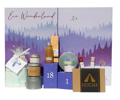Eco Luxury Advent Calendars