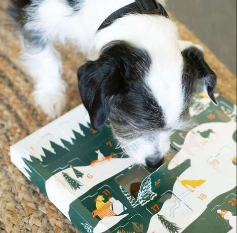 Pet Supplement Advent Calendars