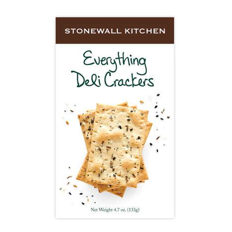 Deli-Inspired Artisan Crackers