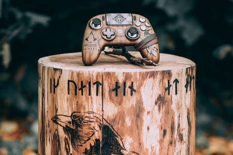 Rustic Gaming Controllers