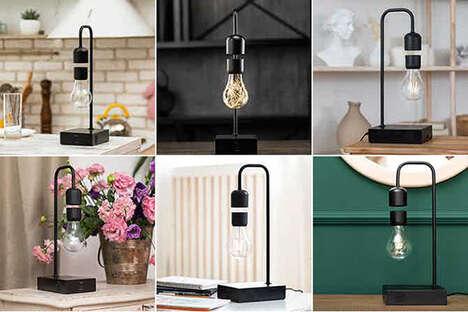 Illusory Technology-Charging Lamps