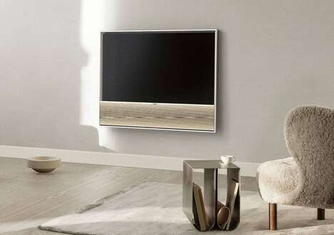 Minimalist Designer TV Sets