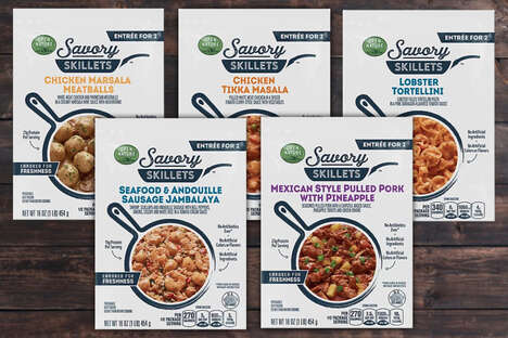 Flash-Frozen Skillet Meals