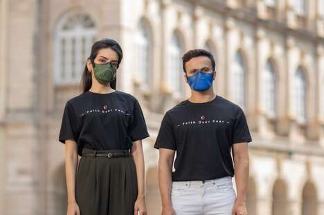 Reusable High-Filtration Face Masks