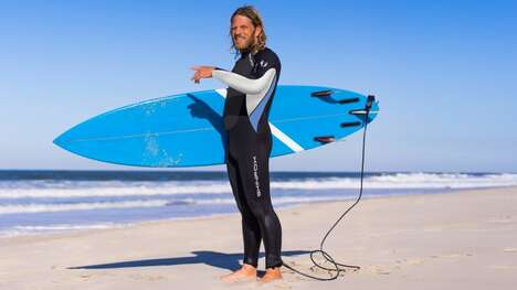 Four-in-One Wetsuits