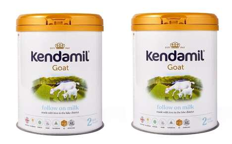Goat Milk Infant Formulas