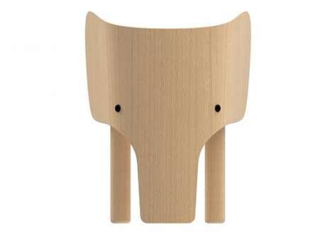 Children's Animal-Inspired Seating
