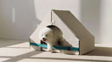 Customizable Dog Homes