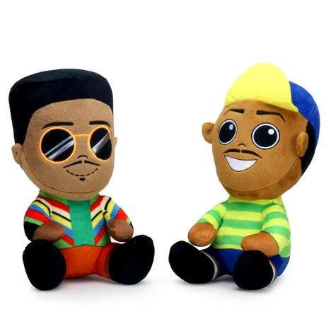 Iconic 90s Sitcom Plush Toys