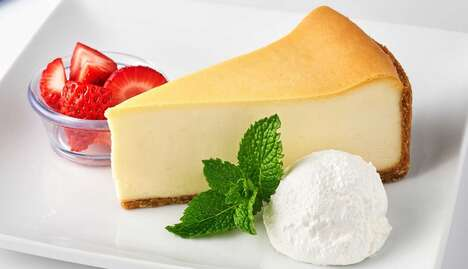 Flavorful Low-Calorie Cheesecakes