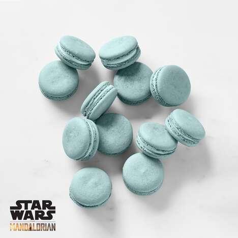 Sci-Fi Character Macarons
