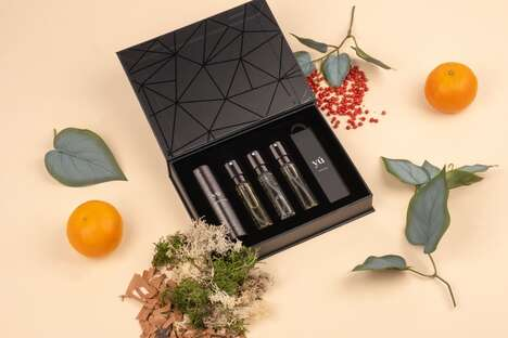 Curated Perfume Subscriptions