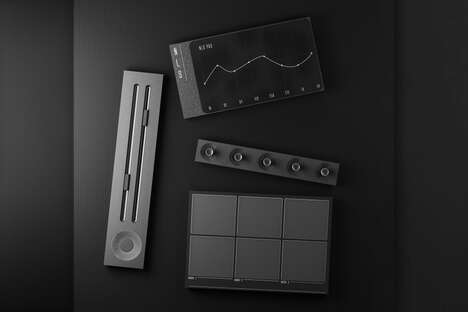 Modular Component MIDI Controllers
