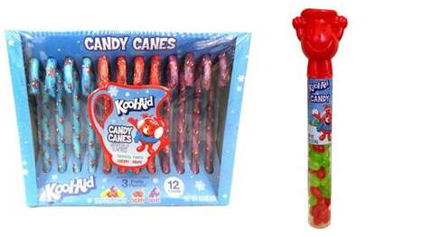 Festive Drink Mix Candies
