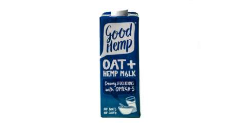 Oat-Infused Hemp Milks