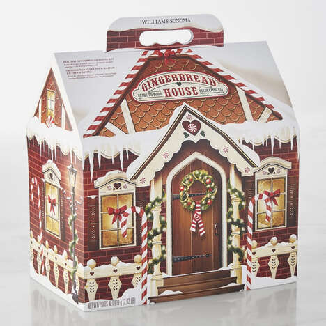 Kitchen Retailer Gingerbread Kits