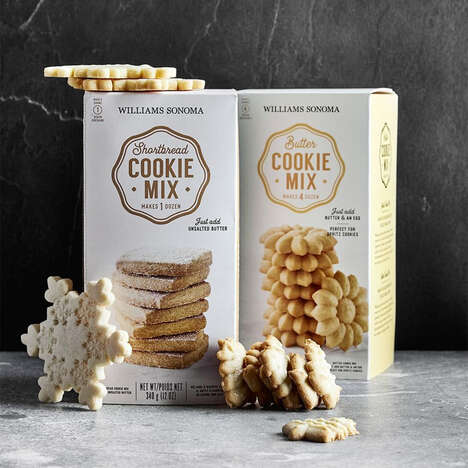 Artisan Butter Cookie Kits